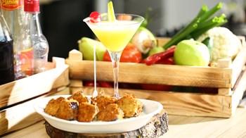 Balayı Kokteyli - Patlıcan Kızartma