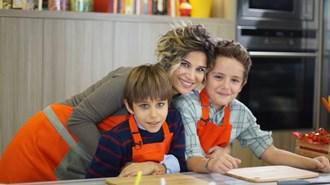 Çocuklar Mutfakta