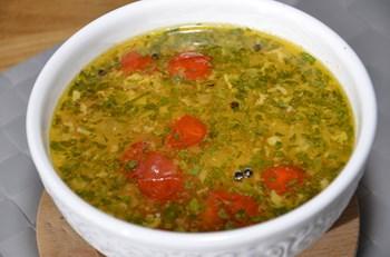 Erişteli Azeri Çorbası