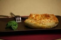Fesleğenli Patatesli Gül Böreği