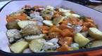 Fırınlanmış Kış Sebzeleri