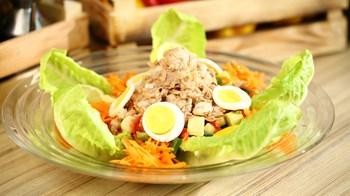 Gana Salatası Tarifi
