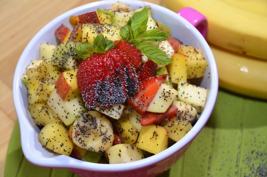 Meyve Salatası Videosu