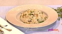 Kestaneli Dereotlu Pirinç Pilavı