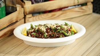 Kırmızı Kinoa Salatası Tarifi