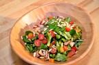 Kuru Meyveli Roka Salatası