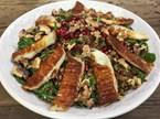 Narlı ve Hellimli Salata