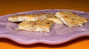 Peynir ve Patatesli Kek