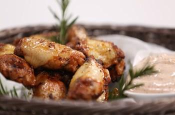 Acılı Tavuk Kanatları Tarifi