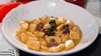 Adaçayı ve Ançüezli Patates Gnoochi