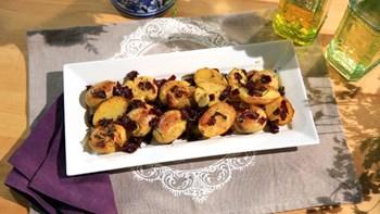 Adaçaylı Dana Bacon'lı Bebek Patates