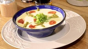 Alman Usulü Patates Çorbası