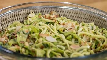 Avokadolu Kabak Salatası