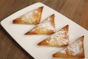 Baklava Hamurunda Balkabaklı Börek Tarifi