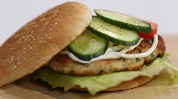 Balık Burger Tarifi