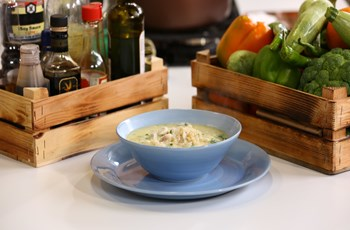 Balık Çorbası (Osmanlı Deniz Mutfağı)