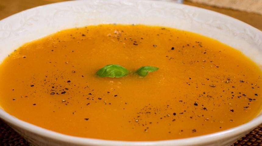 Balkabağı Çorbası Yapımı