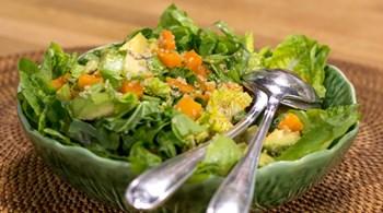 Balkabaklı Kinoa Salatası