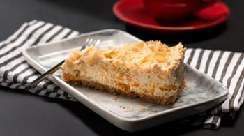Balkabaklı Kolay Cheesecake