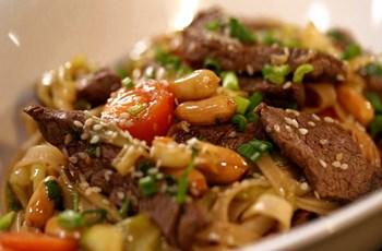 Pirinç Sirkeli, Bonfileli Beyaz Noodle