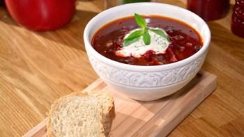 Borsch Çorbası