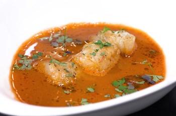 Boullabaise (Marsilya Usulü Balık Çorbası)