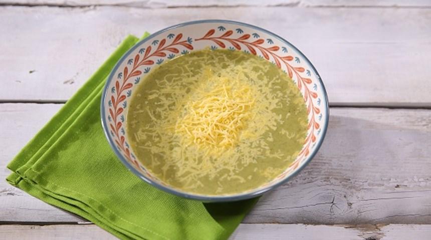 Brokoli Çorbası Yapımı