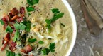 Brokoli ve Sote Mihalıç Peynirli Çorba