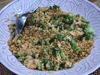 Brokolili Bulgur
