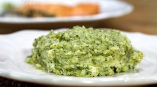 Brokolili Karnabahar Püresi