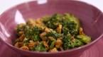 Brokolili Kızarmış Karides Tarifi