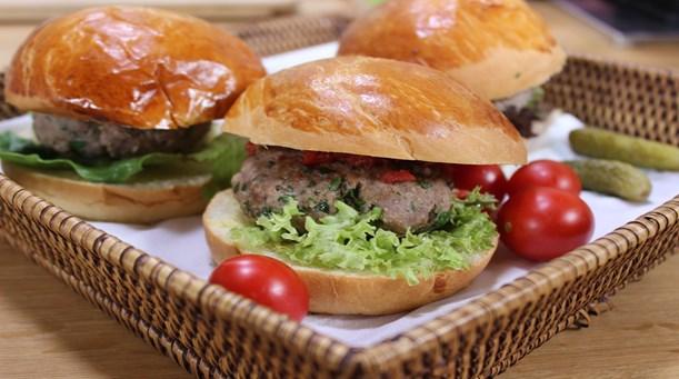 Bulgurlu Hamburger Tarifi