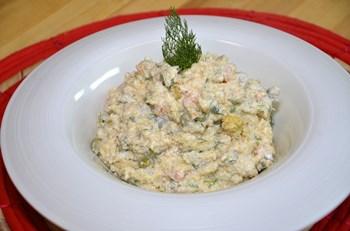Bulgurlu Salata Tarifi