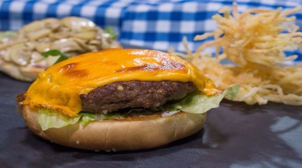 Cevizli Çizburger