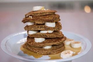 Çia Tohumlu Pancake
