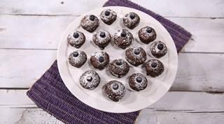Çikolatalı Mini Muffin