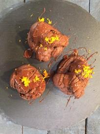 Çikolatalı Pretzel Tarifi