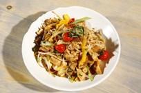 Çin Usulü Acılı Tavuk Tarifi