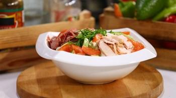Cobb Salatası Tarifi
