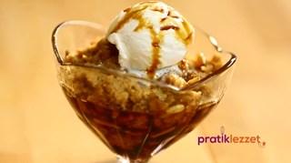 Dondurmalı İrmik Tatlısı Tarifi
