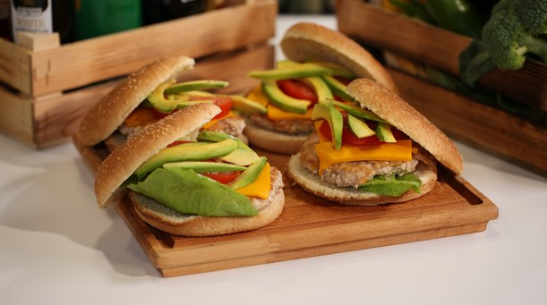 Eks Burger (Hindi Burger)