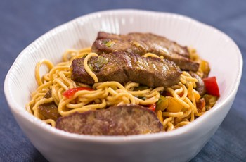 Etli Noodle
