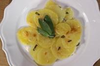 Fırında Ada Çaylı Patates Tarifi