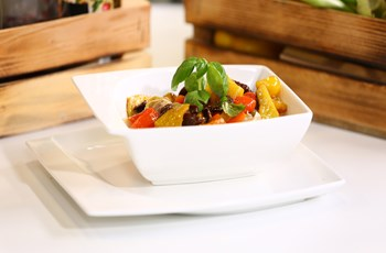 Fırında Biber Salatası