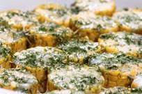 Fırında Peynirli Mısırlar