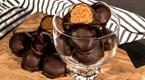 Fıstık Ezmesi Dolgulu Çikolatalar