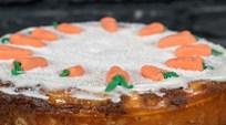 Havuçlu Kekli Cheesecake