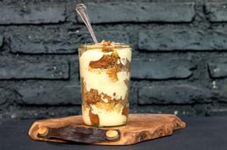 Havuçlu Kekli Trifle
