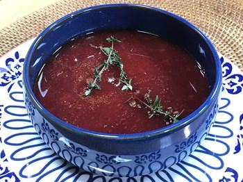 Havuçlu Pancar Çorbası