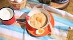 İrmikli ve Armutlu İlk Kahvaltı